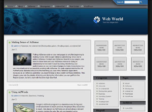 Wordpress тема оформления web-world-25