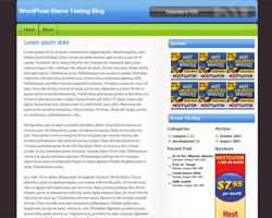 Wordpress тема оформления make-money-online