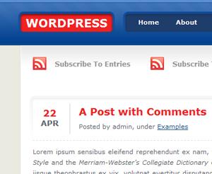 Wordpress тема оформления cozan-15